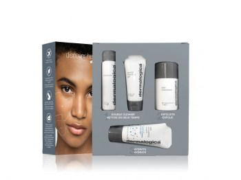 Discover Healthy Skin Kit - Front of Tray